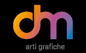 Logo colorato - DM Arti grafiche